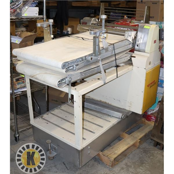 COMMERCIAL DOUGH SHEETER- SEEWER RONDO