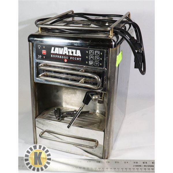 LA MOZZA ESPRESSO  POINT COFFEE MAKER