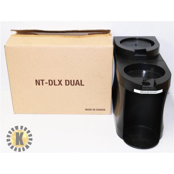 NT-DLX DUAL COFFEE CARAFE HOLDER