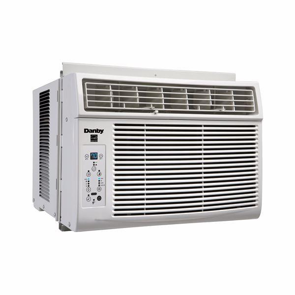 Danby 10,000 BTU Window Air Conditioner (DAC100EB1WDB-RF) - New in box refurbished w/warranty