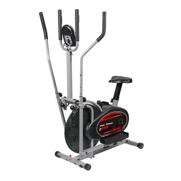 ALTRAX Elliptical Stepper Bike and Cross Trainer (NEW IN BOX) - Sitting/Standing - 2-in-1 Design - 5