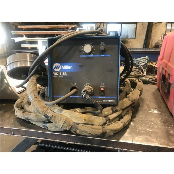 MILLER WC-115A WELD CONTROL (CORD DAMAGED)