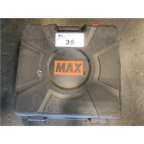 MAX COIL NAIL GUN