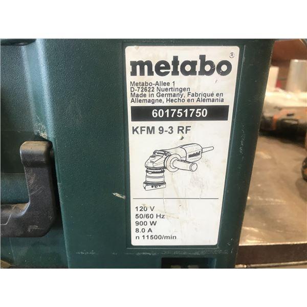 METABO KFM9-3 RF BEVELING TOOL