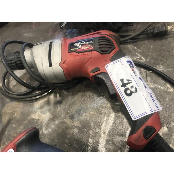 """KING 3/8"""" ELECTRIC DRILL"""