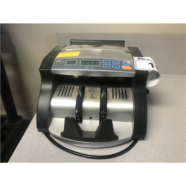 ELECTRONIC BILL COUNTER
