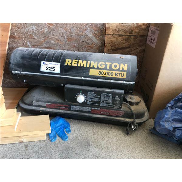 REMINGTON REM-80T-KFA-B 80,000 BTU KEROSENE HEATER