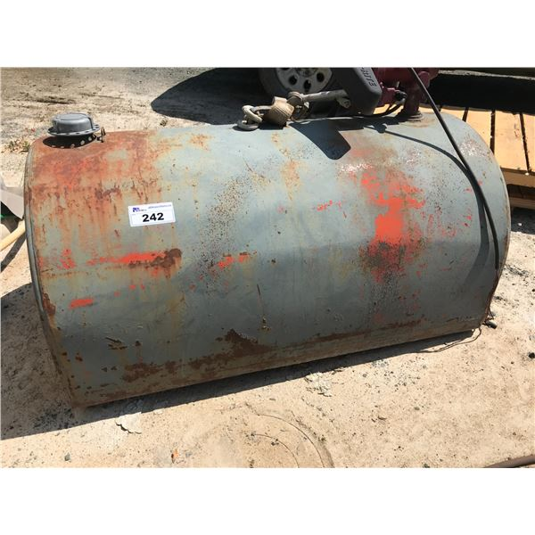 TIDY TANK WITH ELECTRIC PUMP