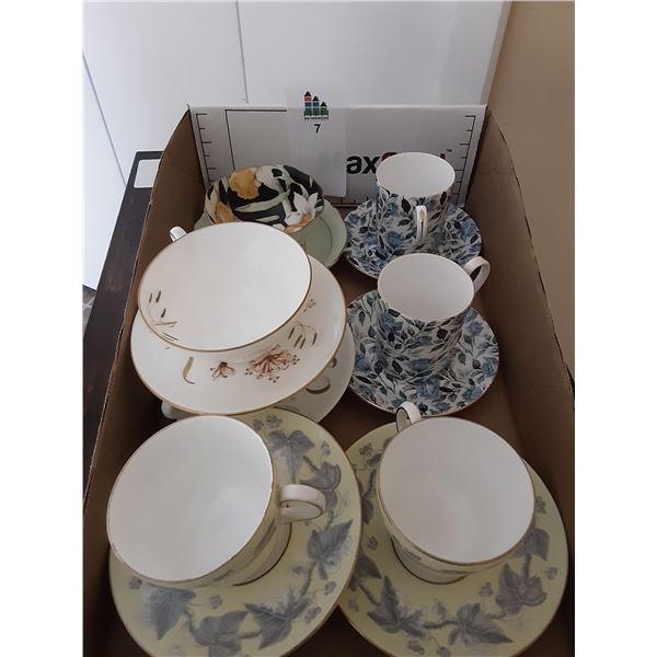 Teacups A