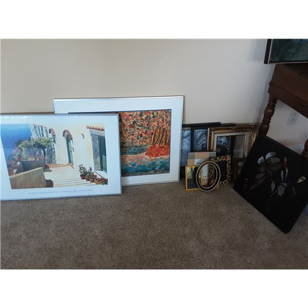 Art and Frames B