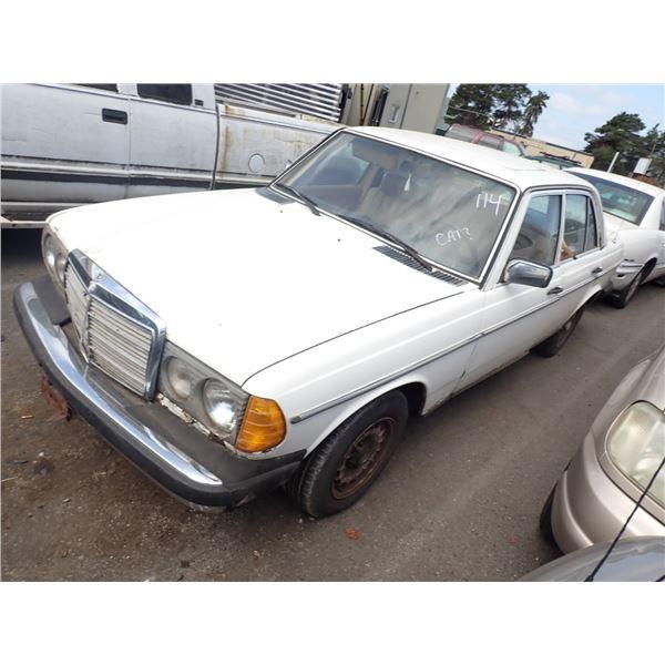1980 Mercedes-Benz 300D