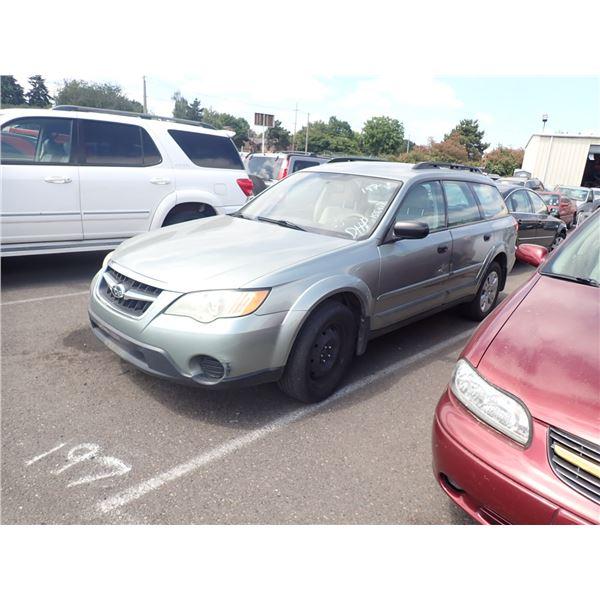 2009 Subaru Outback
