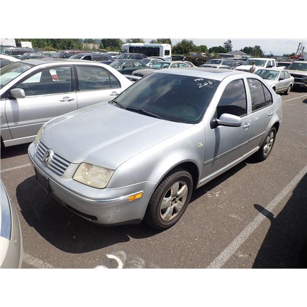 2005 Volkswagen Jetta
