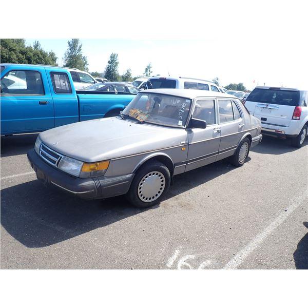 1987 Saab 900