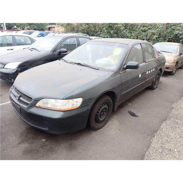 1998 Honda Accord