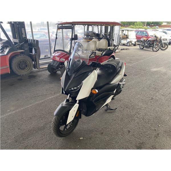 2018 Yamaha Motor Corp. CZD300