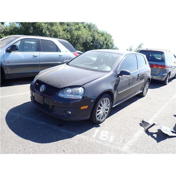 2007 Volkswagen New GTI