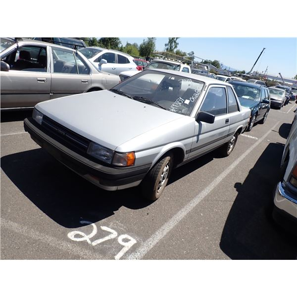 1989 Toyota Tercel