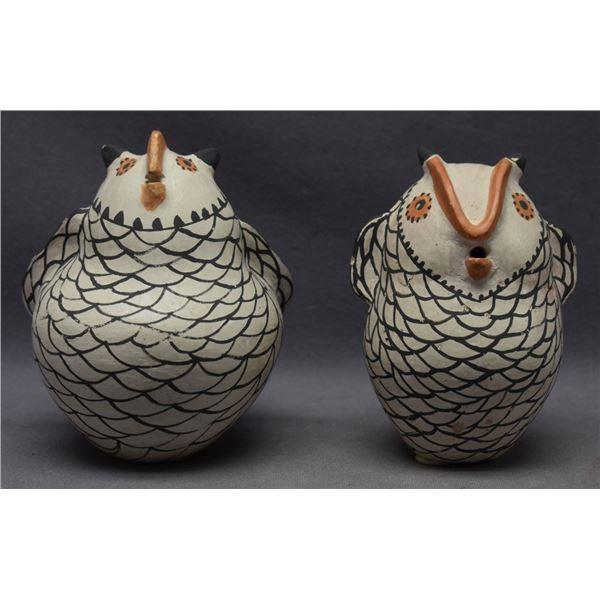 ACOMA INDIAN OWLS