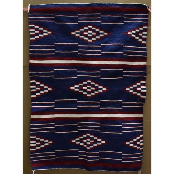 NAVAJO INDIAN TEXTILE (MARY VANWINKLE)