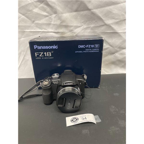 Panasonic Luminix Digital Camera Comes with Original Box