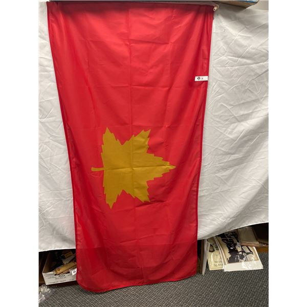 Large Canadian Military Flag First Canadian Division