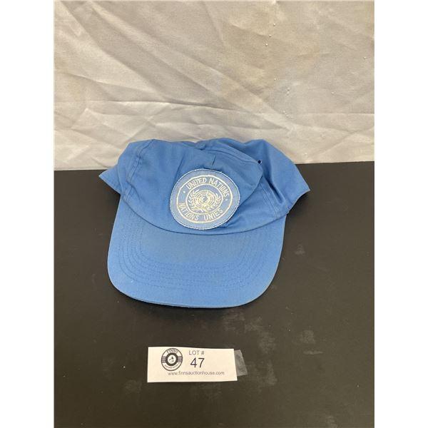 Genuine United Nations Peacekeeper Hat