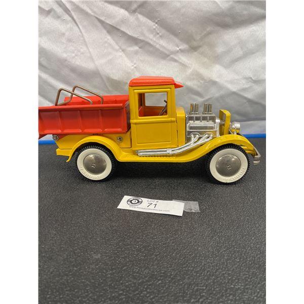 Vintage Buddy L HotRod Dump Truck
