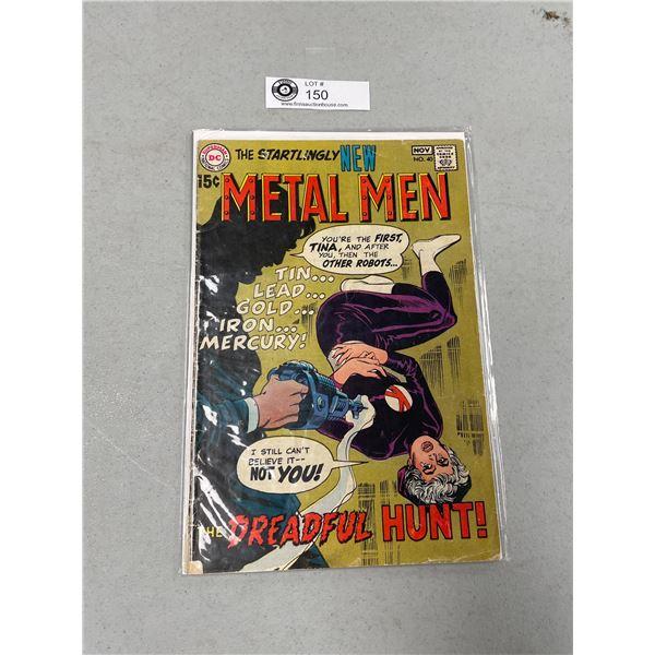 DC Comics Metal Men #40 on Board in Bag