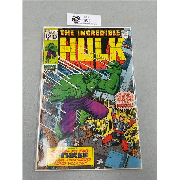 Marvel Comics The Incredible Hulk #127 On Board in Bag