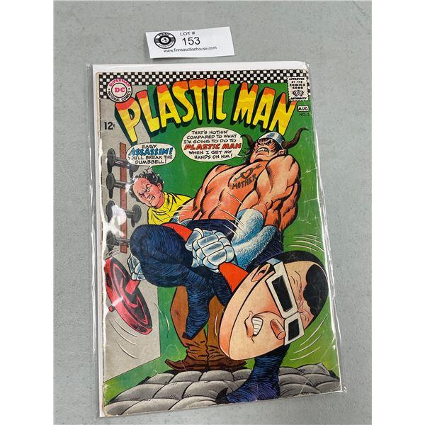DC Comics Plastic Man #5 on Board in Bag