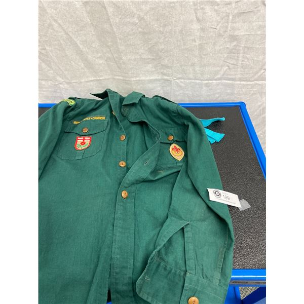 Boy Scouts of Canada Holden Shirt