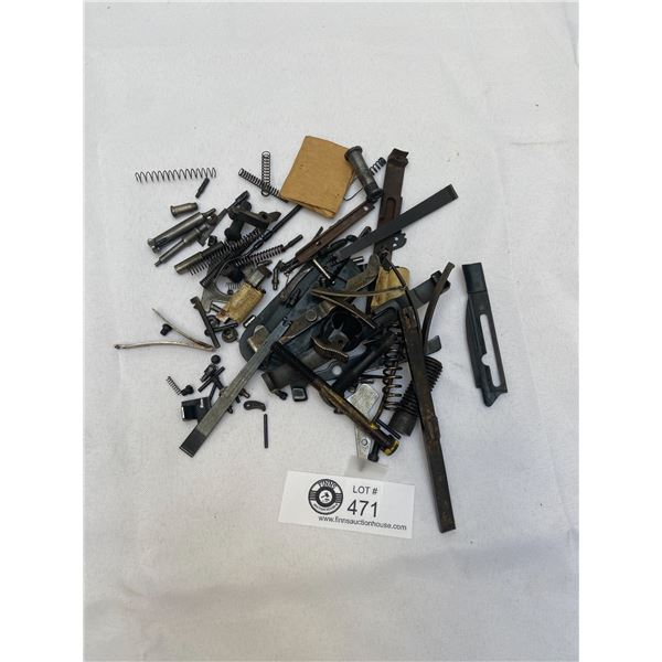 Lot of Gun Parts Screws etc