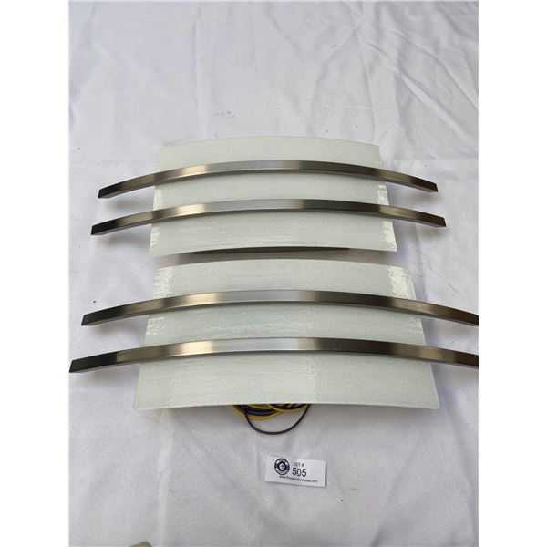 2 Brand New LED Wall Sconces/Lights