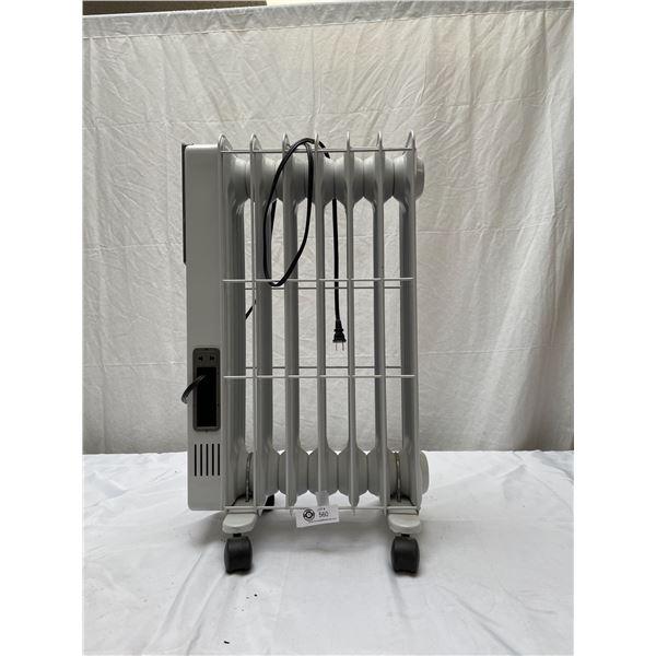 Good Working Order Reactor Heater