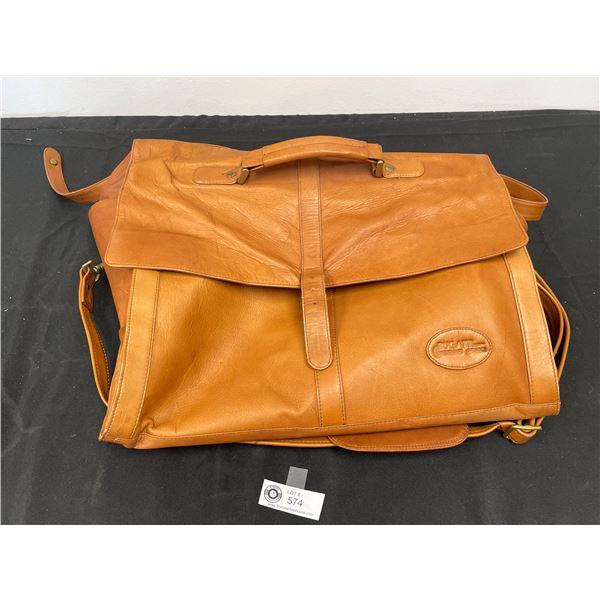 Nice Large Bugatti Leather Bag