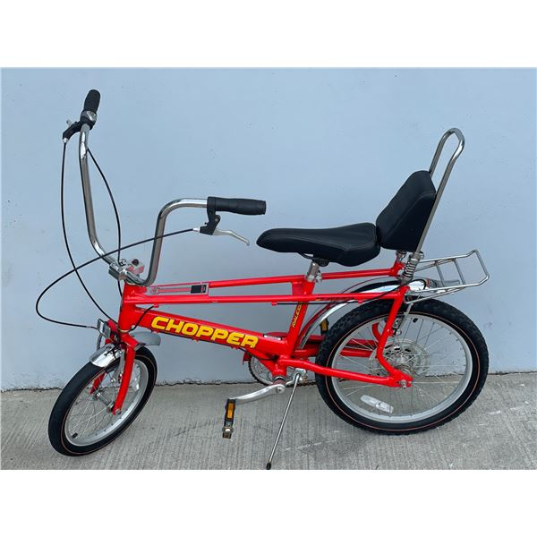 2004 Raliegh Chopper MK3 Copy of Early 1970's Bike.Limited Production.In Near Mint Condition * Local