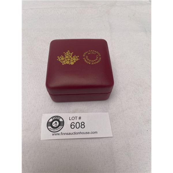 2014 $5 Fine Silver Coin Bald Eagle