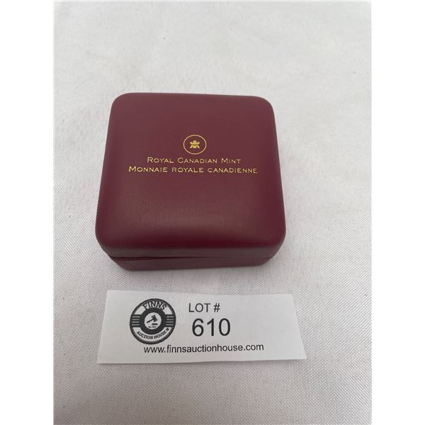 2013 $25 Fine Silver Coin Grandmother Moon Mask In Original Box