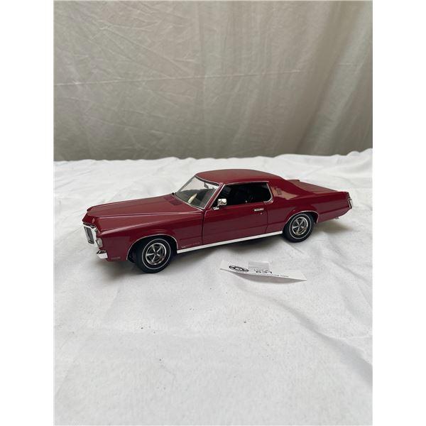 Ertle 1;18 Scale 1969 Pontiac Grand Prx