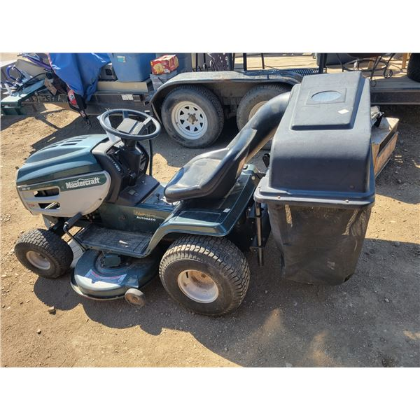 "16HP 42"" Mastercraft Ride Mower"