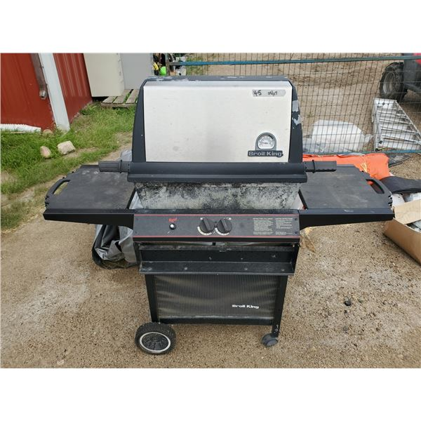 propane bbq, ignitor button doesn't work