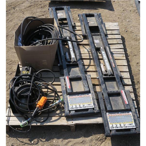 Quick jack 7000lbs Capacity Hoist/Lift