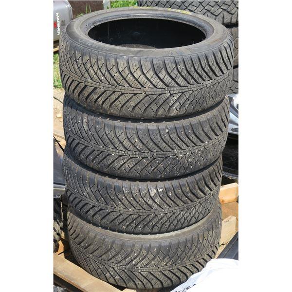 235/45/17 Kumho Solus Set of 4 Tires