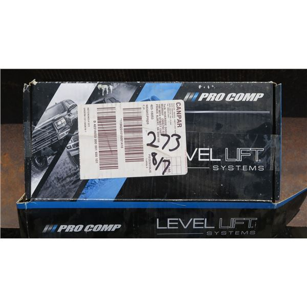 Truck Levelling Kit