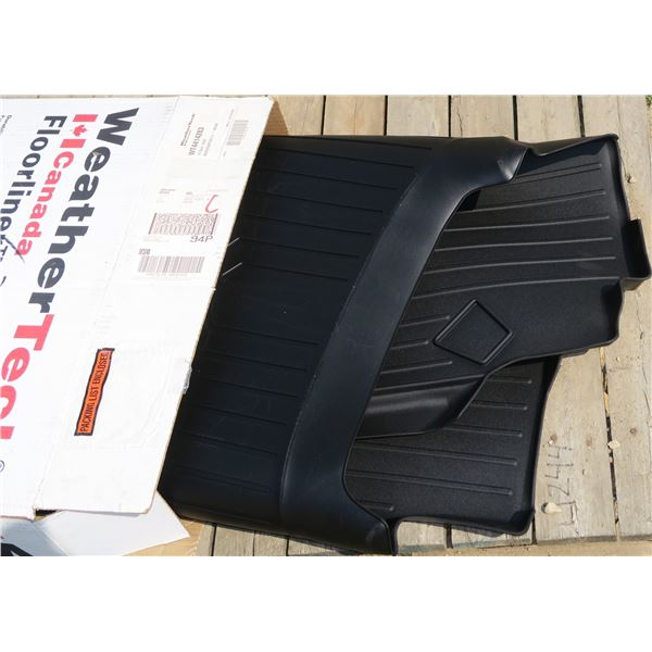 Weathertech Rear Floormats for '19 Dodge 1500