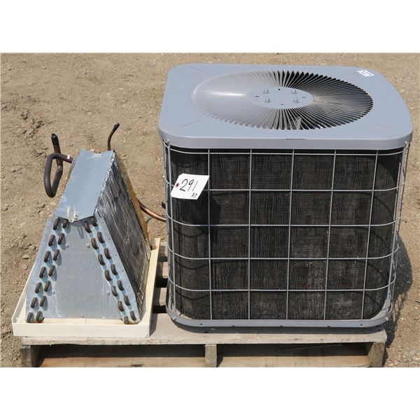 Heil 10 Central Air Conditioner, c/w Cooling Coil