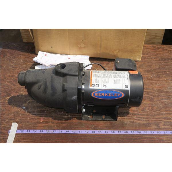 Berkeley Shallow Well Jet Pump