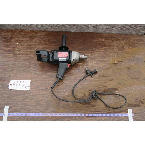 "½"" Sears Electric Drill"