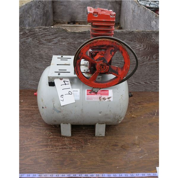 Compressor + Tank Unit